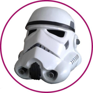 Casque - Stormtrooper - Mel - MF - Factory