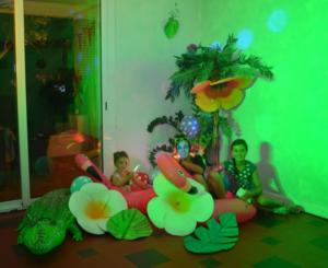 location - décoration - tropicale - Marseille