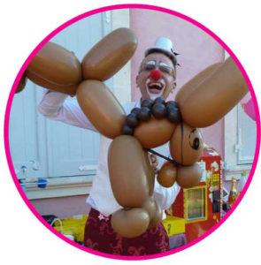 sculpteur - ballons - Marseille