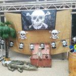 location décoration pirate Marseille