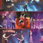 spectacle de cirque traditionnel Marseille MF Factory