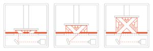 étapes imprimante SLA