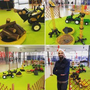 Atelier - tracteurs - Martigues