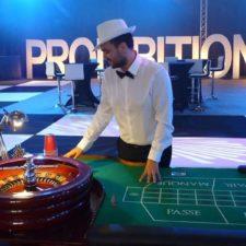 Casino - décor- prohibition - Marseille
