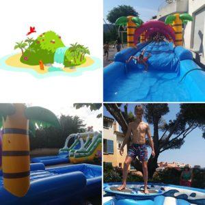 MF - Factory - animations - tropicale - parc - aquatique