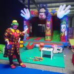 kermesse cirque Marseille MF Factory