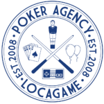 logo poker agency mf factory