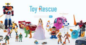 Opération toys rescues réparer jouets cassés impressions 3D