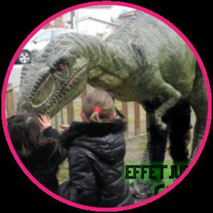 location costume de dinosaure réaliste marseille