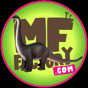 location statue dinosaure brontosaure