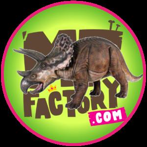 louer un triceratops pour un événement sur le thème des dinosaures