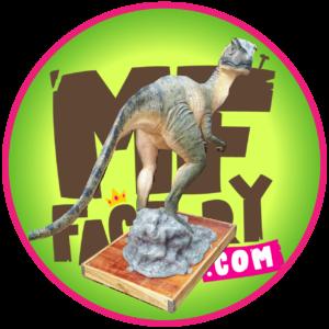 statue-dinosaure-allosaure